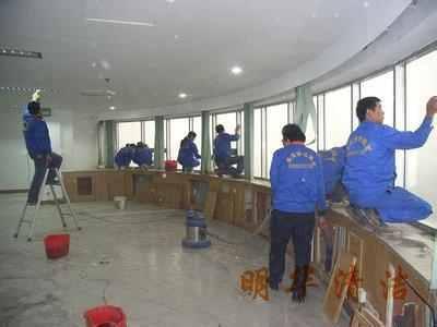东莞 外墙保洁 公司怎么收费