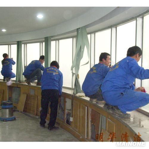 东莞市写字楼清洁保洁的公司