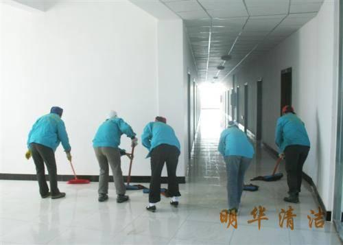 专业的物业小区保洁服务公司怎么收费