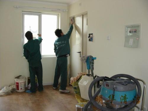 专业的物业保洁保洁保洁制度