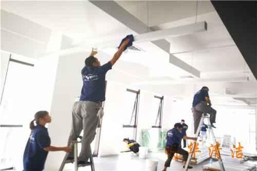 东莞的厂房清洁服务的公司多少钱