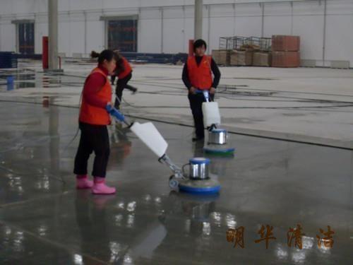 专业的石材清洁服务外包公司
