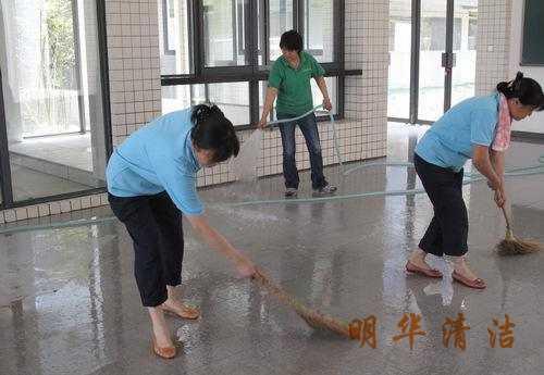 东莞专业小区物业保洁多少钱