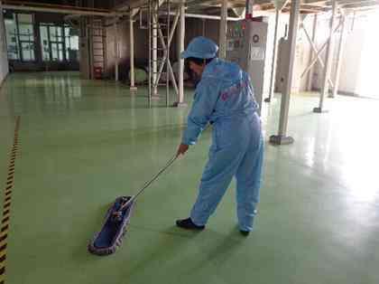 厨房清洁保洁的外包公司