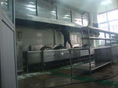东莞食堂油烟机清洗价格