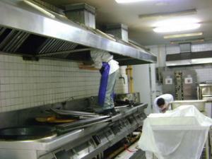 东莞专业大型油烟机排烟管油污清洗收费