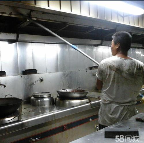 专业东莞宾馆油烟机排烟管油污清洗收费