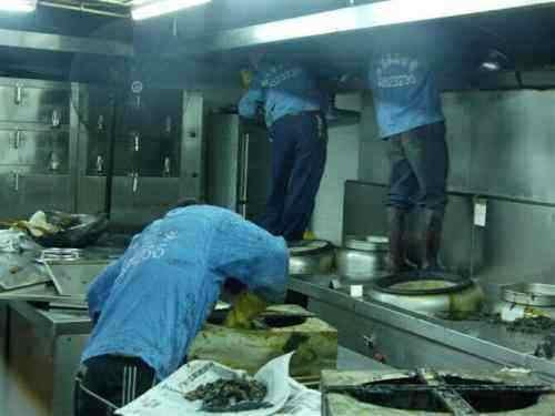 东莞工厂抽油烟机排烟管清洗费用
